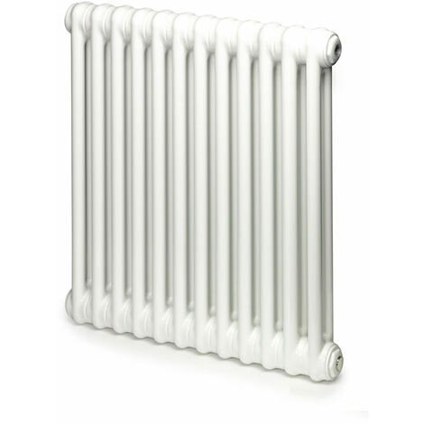 Heatwave Windsor 2 Column Horizontal Radiator 500mm H x 578mm W - 12 Section