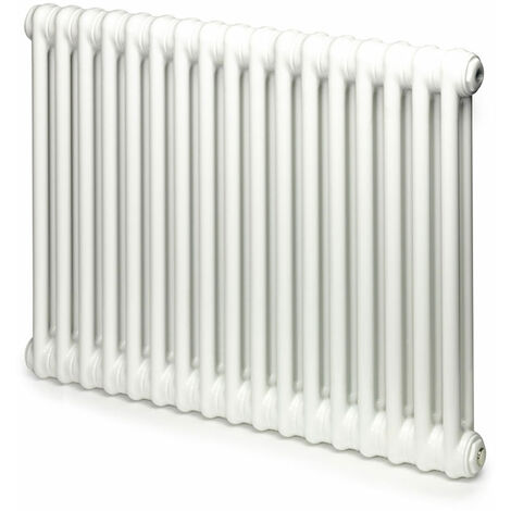 Heatwave Windsor 2 Column Horizontal Radiator 500mm H x 808mm W - 17 Section