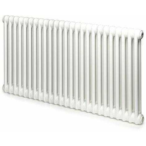 Heatwave Windsor 2 Column Horizontal Radiator 500mm H x 1176mm W - 25 Section