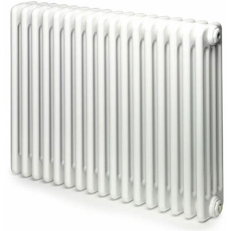 Heatwave Windsor 4 Column Horizontal Radiator 500mm H x 808mm W - 17 Section