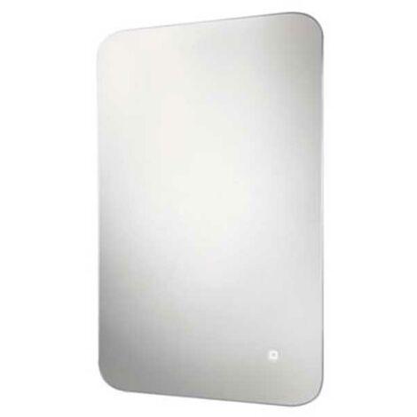 HiB Ambience 90 Steam Free LED Bathroom Mirror 900mm H x 600mm W