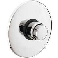 Bristan Concealed Timed Flow Control for Water Economy, Chrome