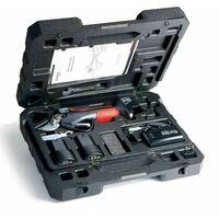 Forbice per potatura a batteria Professionale 22-32 + Accessori | Blue Bird