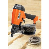 Tacwise FCN55V Air Nail Gun Fires Flat and Conical Nails - Replaces FCN57V