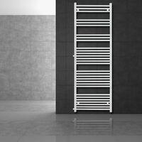 Radiateur salle de bain remplacement radiateur de rénovation 600 x 1800 mm blanc
