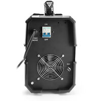 STAHLWERK AC/DC TIG 200 Puls D, máquina de soldar digital con 200 amperios TIG & MMA, memoria de trabajo, adecuada para aluminio & chapa fina, 7 años de garantía*.