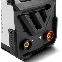 Máquina de soldar STAHLWERK ARC 200 ST IGBT - DC MMA / soldadura de electrodos con 200 amperios, compacta, 7 años de garantía*.