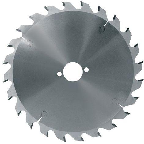 Lame de scie circulaire carbure 160 mm alésage 20 - 24 dents
