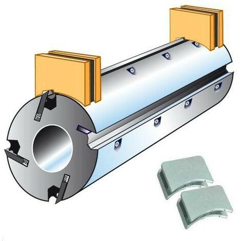 Positionneur de fers magnétique - multi arbre Ø 60 - 80 - 100 - 110 mm