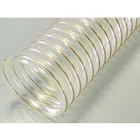 Flexible tuyau d'aspiration industriel PU7 dia 50 mm