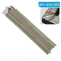 Electrode de soudure INOX dia 2.5x300 mm - boite d'1 kg