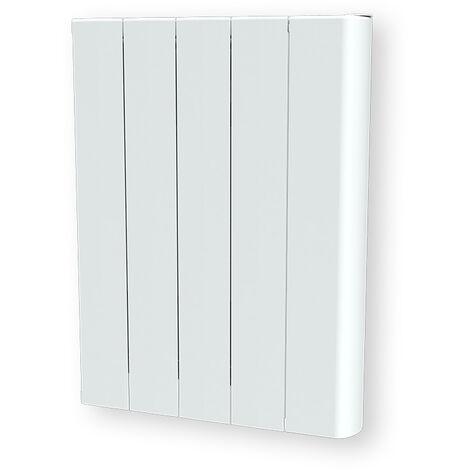 Carrera radiateur à inertie ceramique compact 1000W - Horizontal et plat - Blanc