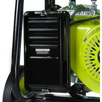 Böhmer-AG WX7000K-E - 9500W Groupe électrogène essence - démarrage électrique avec clé - Prises EU