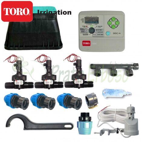 Kit d'arrosage Toro 3 zone 24V