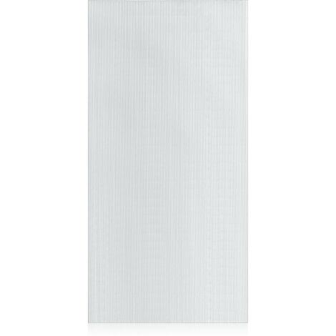 Zelsius Plaque de Polycarbonate 4 mm | 113 x 60,5 cm | Panneau de remplacement pour serre #2