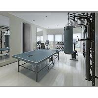 ECD Germany Stella Design Radiador de panel - 480 x 1400 mm - Antracita - Calefacción Central Agua - Radiador moderno para baño