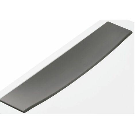 Tapa de desagüe para plato de ducha Flight Neus de Jacob Delafon | Gris antracita mate - 70 cm - Gris antracita mate
