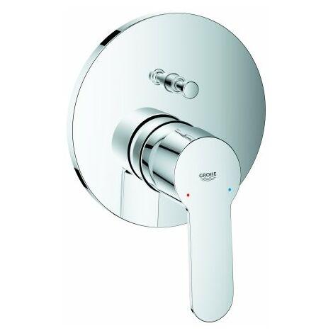Mitigeur monocommande de baignoire Cosmopolitan Grohe Eurostyle Kit d'installation complet - 24052002