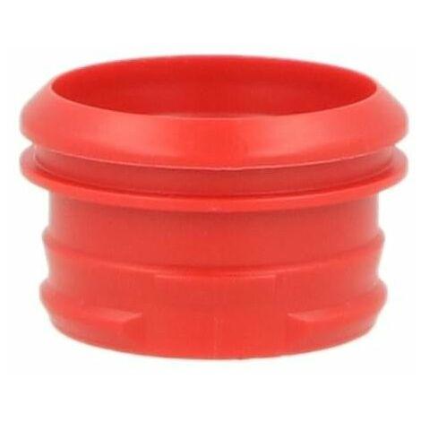 PushFit bouchon de protection 25 mm pour gaine de protection, rouge carmin