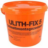Ulith-Fix 5 ciment à prise rapide