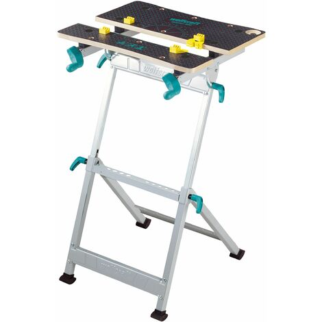 5. L'établi de serrage et de support machine