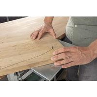 Table de Sciage pour Scie Sauteuse, Dimensions 320 x 300 mm - wolfcraft 6197000
