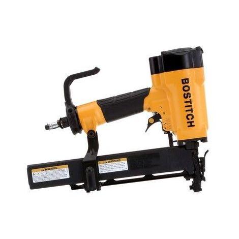 BOSTITCH S5650-6-E + 10000 agrafes 50 mm agrafeuse OSB pneumatique 16GA 25-50mm