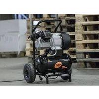 Compresseur d'air KYOCERA TJEP 20/30-2 bi-cylindre + enrouleur 30m