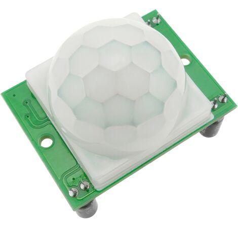 BeMatik - Infrared pyroelectric PIR motion detector sensor HC-SR501