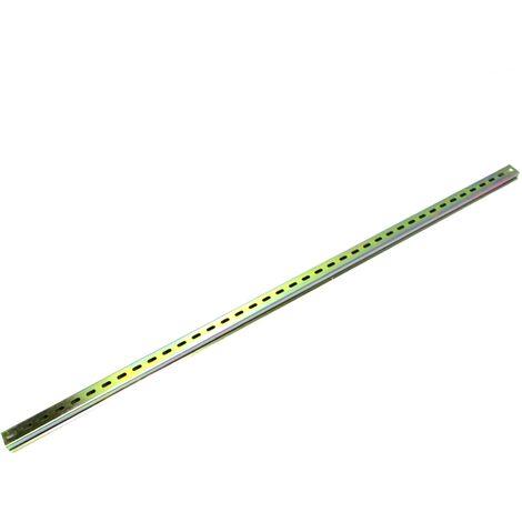 BeMatik - 1m DIN rail 35x15mm pierced
