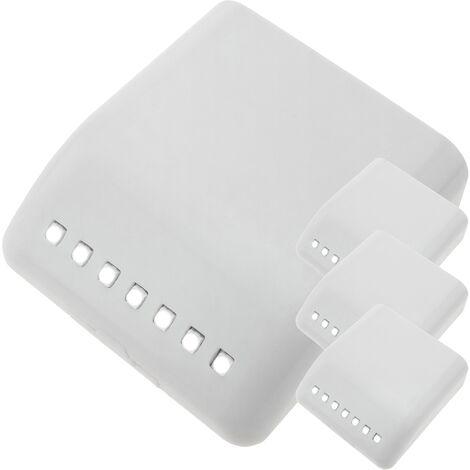 BeMatik - LED light with induction light sensor for cabinet doors 4-pack