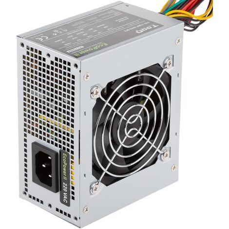 TooQ - Power supply TooQ Ecopower II 500 W with silent fan 80 mm TQEP-500S-SFX