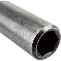 Tolsen - SDS socket drill chuck driver adaptor 2 pieces set 1/4 inch 10mm