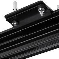 BeMatik - Fixing plate roof rail studio lighting with pantographs