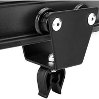 BeMatik - Cable carrier for roof rail studio lighting with pantographs