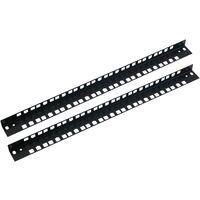 "RackMatic - Profile rack 19"" for SOHORack DIY 9U 2 units"