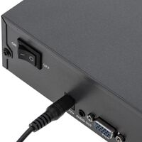 BeMatik - NVR Network Video Recorder for video surveillance CCTV 16 channels 4K