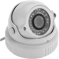 BeMatik - H.264 NVR IP Camera CMOS Dome 1Mpixel 123x87mm Network Video Recorder CCTV with PoE