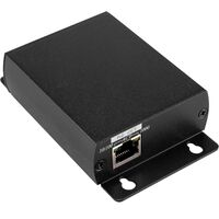 BeMatik - PoE LAN Extender and Repeater for 100 additional m
