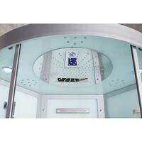 Cabine douche Hammam Archipel® QDR 80C WHITE