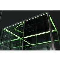 Cabine douche Hammam Archipel® Pro 150D MIROIR (150x90cm) 2 à 3 places
