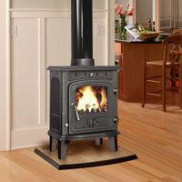 Lincsfire Greetwell 4.5KW High Efficiency Log Burner Wood Burning WoodBurner MultiFuel Cast Iron Fireplace Stove
