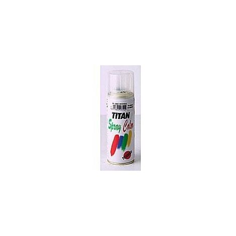 Esmalte Sintetico Brillan Titanlux Blanco Spray 400ml 566