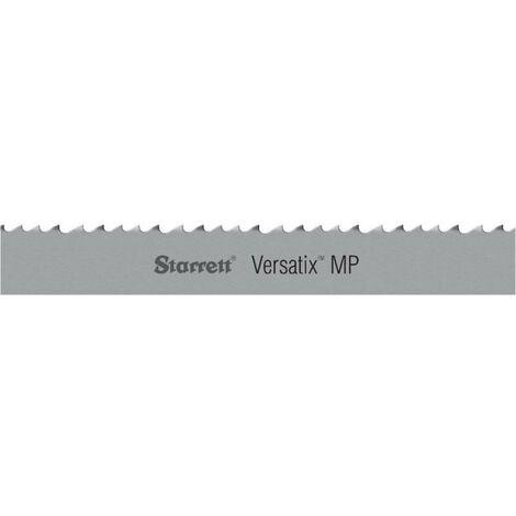 Hoja Sierra Cinta 2600x27x0,9mm Z 6/10 Bimetal Starrett 2 Pz
