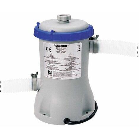 Depuradora De Filtro De 1.249lt/hr