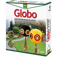Globo Jard Ø40cm Ahuyentador Pajaros Masso 2 Pz