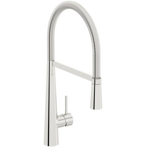 Schon Bute pull down kitchen mixer tap