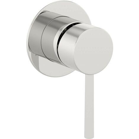 Orchard Round manual shower valve