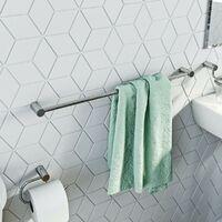 Accents towel rail