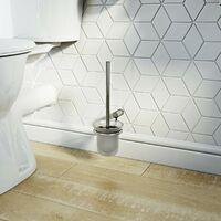 Accents toilet brush set